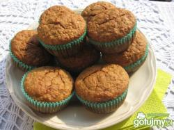 Muffinki waniliowo-kokosowe