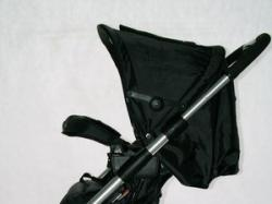 Mutsy urban Rider cargo Black full zestaw od Babyboutique