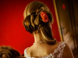 NABLA skromna suknia ślubna z przepięknym tyłem