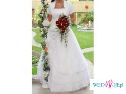 Najpiękniejsza suknia ślubna rozm.42/44