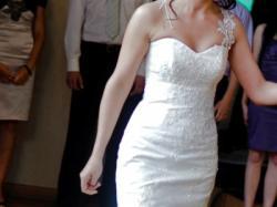 najpiękniejsza, wyjątkowa suknia ślubna