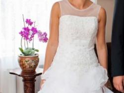 Najwspanialsza suknia ślubna + gratis