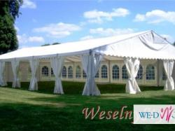 Namiot bankietowy, namioty, wynajem namiotu, namiotów na wesele świętokrzyskie
