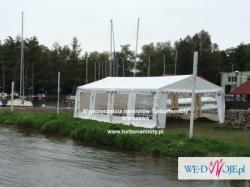 Namiot na komunie komunia komunijny Warszawa