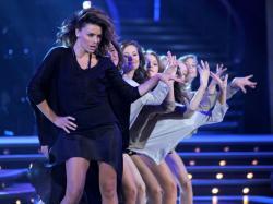 """Natasza Urbańska i jej styl w 1. odcinku  """"TzG"""" (foto!)"""