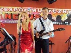 """""""Nexus""""- z Kościana - wesela, zabawy,wokalistka,karaoke"""