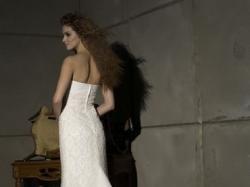 Niebiańska Suknia Ślubna Sarah Bride 680