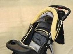 Niecodzienna oferta dwa wózki proBaby parasolak i spacerówka