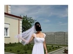 Niedroga i elegancka suknia ślubna