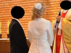 Niepowtarzalna Francuska Suknia Ślubna