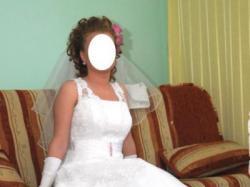 Niepowtarzalna, koronowa, biała SUKNIA ŚLUBNA 2009,  roz. 38-40 plus GRATISY!!!