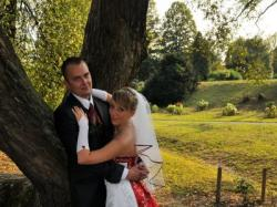 Niepowtarzalna, nietypowa jedyna w swoim rodzaju suknia ślubna!!!