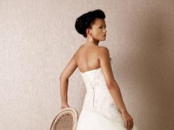 Niepowtarzalna suknia amerykańskiej firmy Annais