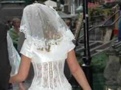 Niepowtarzalna suknia Farage + welon + bolerko + buty