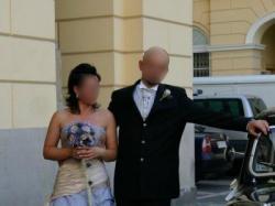Niepowtarzalna suknia firmy Papilio (model Arsenia)