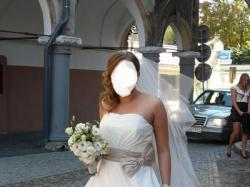 :: niepowtarzalna suknia Justin Alexander 8388::