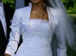 Niepowtarzalna suknia ślubna!!