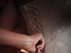NIEPOWTARZALNA Suknia ślubna atelier diagonal model faldar kolekcja 2013