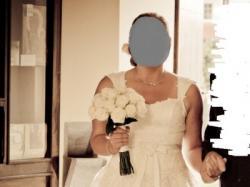 Niepowtarzalna suknia ślubna Elie Saab