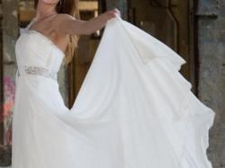 Niepowtarzalna Suknia Ślubna FAMOSA Okazja!