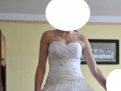 Niepowtarzalna Suknia Ślubna Hiszpanka