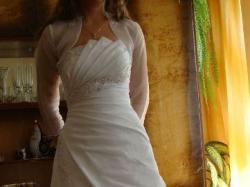 Niepowtarzalna Suknia ślubna MS MODA kolekcja 2010