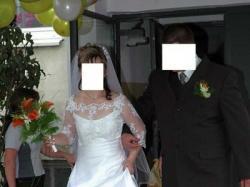 Niepowtarzalna suknia ślubna na ten wyjątkowy dzień