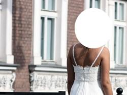 Niepowtarzalna suknia ślubna Nabla