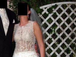 Niepowtarzalna suknia ślubna - okazja ! ! !