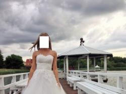 .:: NIEPOWTARZALNA suknia ślubna, OKSANA MUKHA ::.