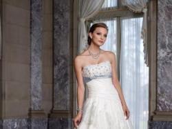Niepowtarzalna suknia ślubna Sophia Tolli!