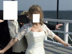 Niepowtarzalna suknia ślubna szyta na zamówienie!!!