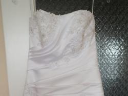 Niepowtarzalna suknia ślubna Vanessa