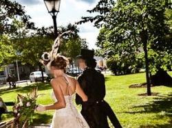 Niepowtarzalna Suknia Ślubna z Australii