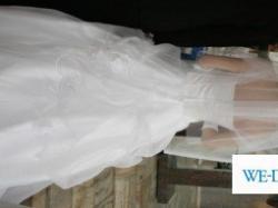 Niepowtarzalna suknia z Domu Mody Anna Skrzyszewska - Mielczarek