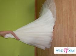 Niepowtarzalna suknia z salonu Adelina