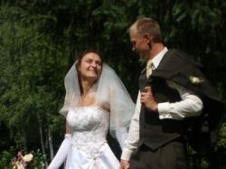 Niepowtarzalna, szyta na zamówienie suknia ślubna