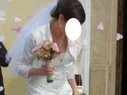 Niepowtarzalna włoska suknia ślubna - Lilea
