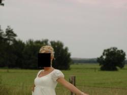 Niesamowita Anielska suknia ślubna!!!