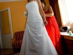 !!!Niesamowita suknia ślubna - model Anabel, MsModa, rorm. 38!!!