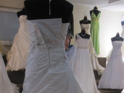 Niesamowita suknia ślubna z salonu EVITA