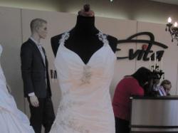 Niesamowita suknia ślubna z salonu EVITA NOWA CENA
