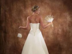Niespotykana BIAŁA suknia ślubna, prosto z USA!!!