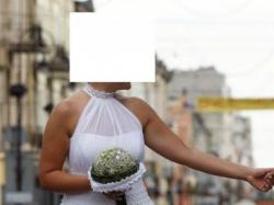 Niespotykana suknia (mot a mot)