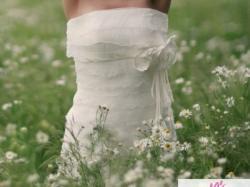 """Nietuzinkowa suknia ślubna CYMBELINE - rozmiar 36 """"Alarie"""""""