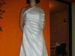 Nietypowa suknia ślubna