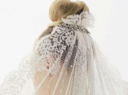 Nietypowe welony ślubne Rosa Clara 2012