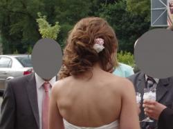 Nieziemsko piękna suknia ślubna Herm's BOSE