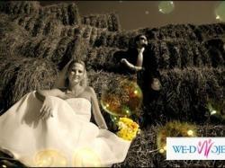 niezwykła fotografia ślubna