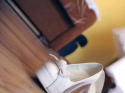 Niezwykłe buty ślubne!